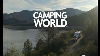 Camping World Spring Clean Inventory Reduction TV Spot, 'Airport: Coleman Lantern' - Thumbnail 5