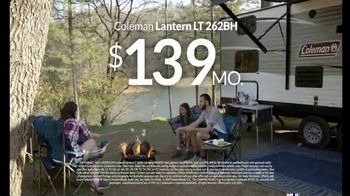 Camping World Spring Clean Inventory Reduction TV Spot, 'Airport: Coleman Lantern' - Thumbnail 8