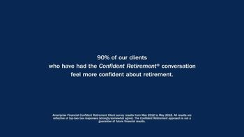 Ameriprise Financial TV Spot, 'Be Brilliant: Sleep Better' - Thumbnail 9