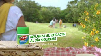 Zyrtec TV Spot, 'Burbuja: Zyrtec-D' [Spanish] - Thumbnail 7