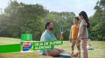 Zyrtec TV Spot, 'Burbuja: Zyrtec-D' [Spanish] - Thumbnail 8