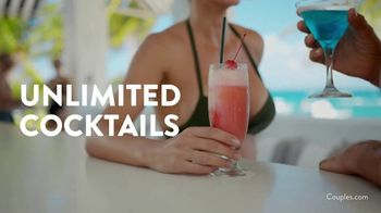 Couples Resorts Jamaica TV Spot, 'Resorts, Beaches & Suites' Song by Rob Base, DJ E-Z Rock - Thumbnail 5