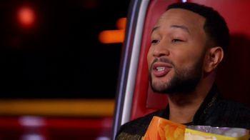 Lay's Cheddar Jalapeño TV Spot, 'NBC: Blind Audition' Featuring John Legend - Thumbnail 9