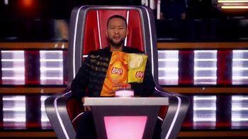 Lay's Cheddar Jalapeño TV Spot, 'NBC: Blind Audition' Featuring John Legend - Thumbnail 1