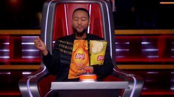 Lay's Cheddar Jalapeño TV Spot, 'NBC: Blind Audition' Featuring John Legend - Thumbnail 3