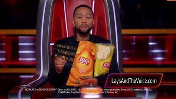 Lay's Cheddar Jalapeño TV Spot, 'NBC: Blind Audition' Featuring John Legend - Thumbnail 8