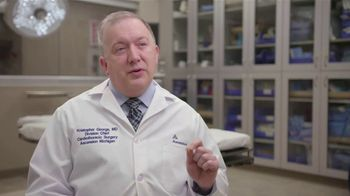 Ascension Health TV Spot, 'Medical Minute: Coronary Bypass Surgery' - Thumbnail 1