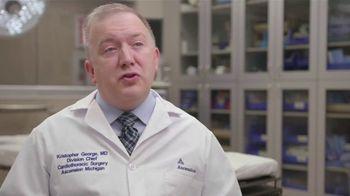Ascension Health TV Spot, 'Medical Minute: Coronary Bypass Surgery' - Thumbnail 3