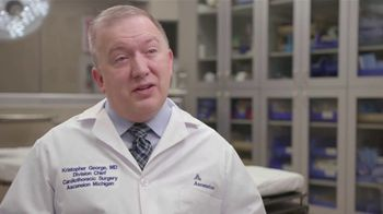 Ascension Health TV Spot, 'Medical Minute: Coronary Bypass Surgery' - Thumbnail 5