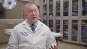 Ascension Health TV Spot, 'Medical Minute: Coronary Bypass Surgery' - Thumbnail 7