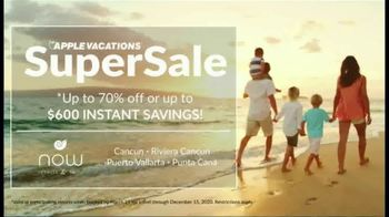 Apple Vacations Super Sale TV Spot, 'Take You There'' - Thumbnail 9