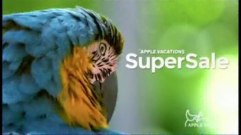Apple Vacations Super Sale TV Spot, 'Take You There''