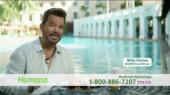 Humana TV Spot, 'Living Life' Featuring Willy Chirino