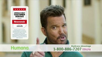Humana TV Spot, 'Living Life' Featuring Willy Chirino - Thumbnail 6