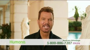 Humana Medicare Advantage Plan TV Spot, 'Living Life' Featuring Willy Chirino - Thumbnail 9