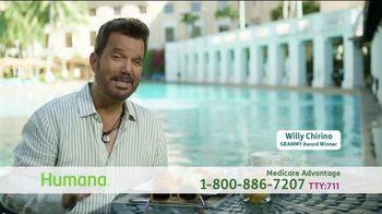Humana Medicare Advantage Plan TV Spot, 'Living Life' Featuring Willy Chirino - Thumbnail 1