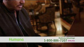 Humana Medicare Advantage Plan TV Spot, 'Living Life' Featuring Willy Chirino - Thumbnail 3