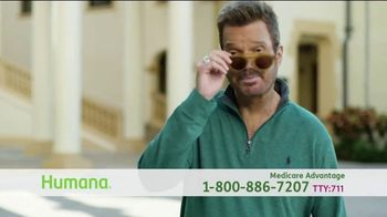 Humana Medicare Advantage Plan TV Spot, 'Living Life' Featuring Willy Chirino - Thumbnail 4