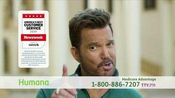 Humana Medicare Advantage Plan TV Spot, 'Living Life' Featuring Willy Chirino - Thumbnail 5