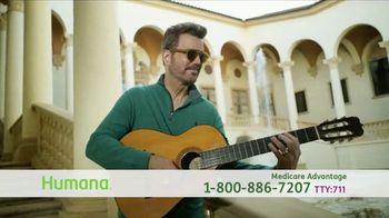 Humana Medicare Advantage Plan TV Spot, 'Living Life' Featuring Willy Chirino - Thumbnail 6