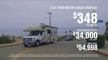 La Mesa RV TV Spot, '2020 Thor Motor Coach Chateau' - Thumbnail 6