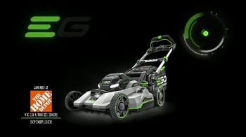 EGO Power+ Select Cut Mower TV Spot, 'Exceeds the Power of Gas' - Thumbnail 8