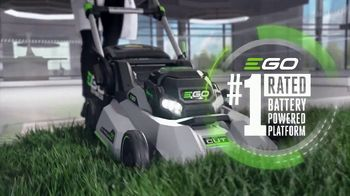 EGO Power+ Select Cut Mower TV Spot, 'Exceeds the Power of Gas' - Thumbnail 2