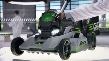 EGO Power+ Select Cut Mower TV Spot, 'Exceeds the Power of Gas' - Thumbnail 4