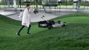 EGO Power+ Select Cut Mower TV Spot, 'Exceeds the Power of Gas' - Thumbnail 7
