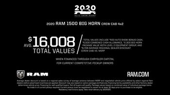 Ram Trucks 2020 Auto Show Event TV Spot, 'Another Big Reason' [T2] - Thumbnail 7