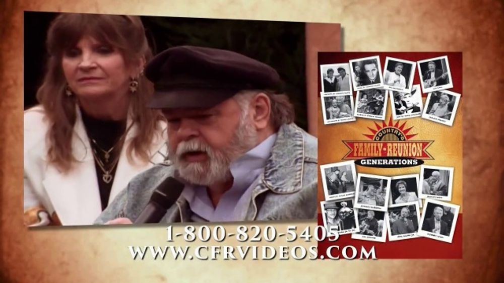 Country's Family Reunion Clearance Sale TV Commercial, 'Warehouse Full' Featuring Larry Black