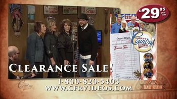 Country's Family Reunion Clearance Sale TV Spot, 'Warehouse Full' Featuring Larry Black - Thumbnail 8