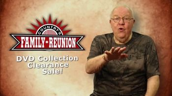 Country's Family Reunion Clearance Sale TV Spot, 'Warehouse Full' Featuring Larry Black - Thumbnail 1
