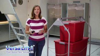 Versa Lift TV Spot, 'Eliminate Clutter' - Thumbnail 3