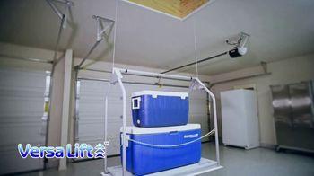 Versa Lift TV Spot, 'Eliminate Clutter' - Thumbnail 4