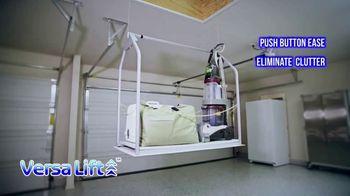 Versa Lift TV Spot, 'Eliminate Clutter'