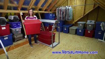 Versa Lift TV Spot, 'Eliminate Clutter' - Thumbnail 7