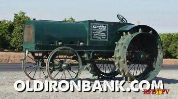 Old Iron Bank TV Spot, 'In Rust We Trust' - Thumbnail 4
