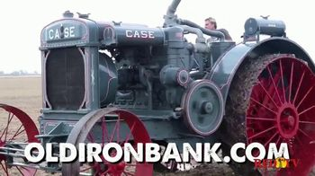 Old Iron Bank TV Spot, 'In Rust We Trust' - Thumbnail 9