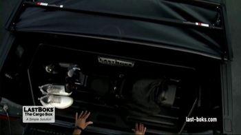 LastBoks Truck Cargo Box TV Spot, 'A Simple Solution' - Thumbnail 1