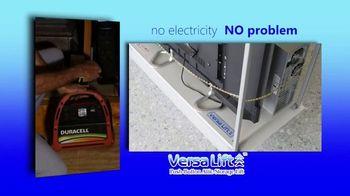 Versa Lift TV Spot, 'No Electricity, No Problem' - Thumbnail 6