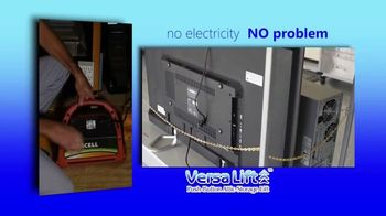 Versa Lift TV Spot, 'No Electricity, No Problem' - Thumbnail 7
