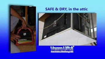 Versa Lift TV Spot, 'No Electricity, No Problem' - Thumbnail 8