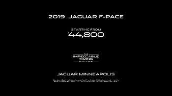 Jaguar Impeccable Timing Sales Event TV Spot, 'Julia' [T2] - Thumbnail 10