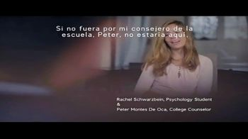 Latino Donor Collaborative TV Spot, 'Héroes latinos: Rachel y Peter' [Spanish] - Thumbnail 1