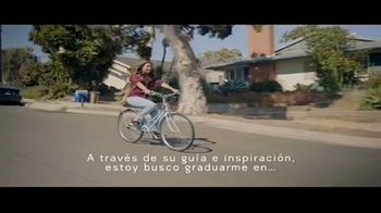 Latino Donor Collaborative TV Spot, \'Héroes latinos: Rachel y Peter\' [Spanish]