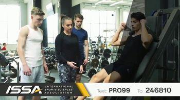 International Sports Science Association TV Spot, 'Money Making & Fulfilling Career' - Thumbnail 2