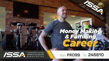International Sports Science Association TV Spot, 'Money Making & Fulfilling Career' - Thumbnail 8
