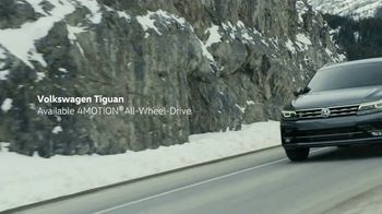 Volkswagen Presidents Day Deals TV Spot, 'Road Conditions' [T2] - Thumbnail 4