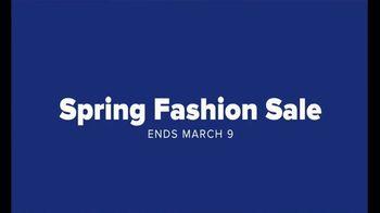 Belk Spring Fashion Sale TV Spot, 'Spring Fashion, Designer Sandals and Lancome' - Thumbnail 3